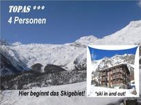 Holiday apartment 981808 for 4 persons in Saas-Fee