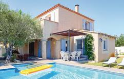 Holiday home 984951 for 6 adults + 2 children in Aigues-Mortes