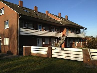 Holiday apartment 985301 for 4 adults + 1 child in Borkum