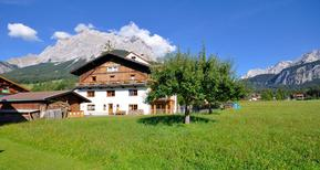 Holiday apartment 986505 for 2 persons in Ehrwald
