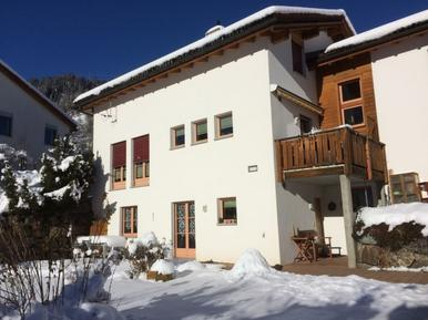 Holiday apartment 990842 for 2 persons in Scuol