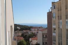 Rekreační byt 992506 pro 1 dospělý + 5 děti v Makarska